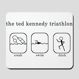 Ted Kennedy Triathlon Mousepad