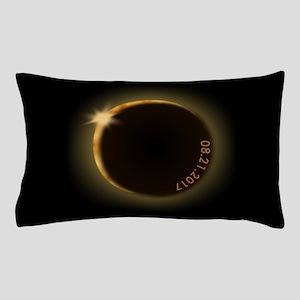 2017 total solar eclipse Pillow Case