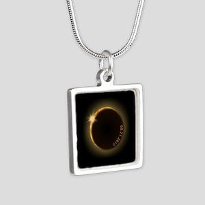 2017 total solar eclipse Necklaces