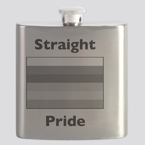 whitestraightpride Flask