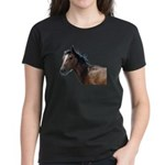 Horse Women's Dark T-Shirt