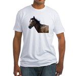 Horse Fitted T-Shirt
