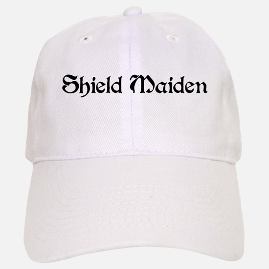 Shield Maiden Baseball Baseball Cap