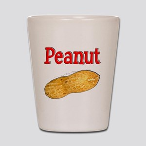 Peanut 1 Shot Glass