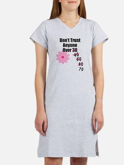 Dont Trust Women's Nightshirt