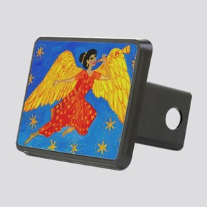 Indian angel Rectangular Hitch Cover