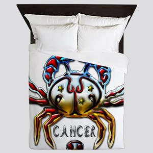 Cancer Queen Duvet