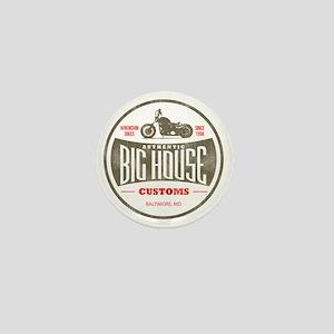 VintageBigHouse Mini Button