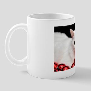xmas_cat_mini Mug