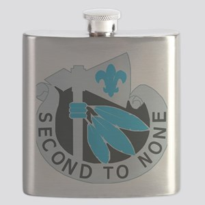 DUI-2ND INFANTRY DIVISION Flask