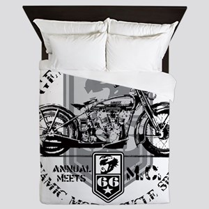 genuine riders Queen Duvet