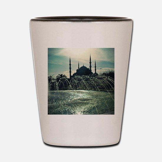 Cute Istanbul Shot Glass