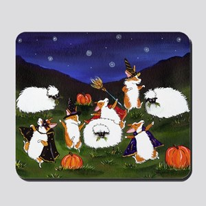 sheep spooks Mousepad