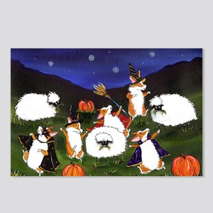 sheep spooks Postcards (Package of 8)