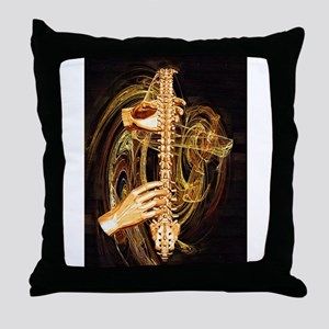 dcb16 Throw Pillow