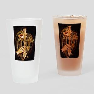 dcb16 Drinking Glass