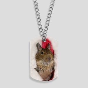 ornament_ova_DEGUSanta Dog Tags