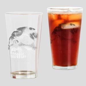Dead Were Judged Drinking Glass