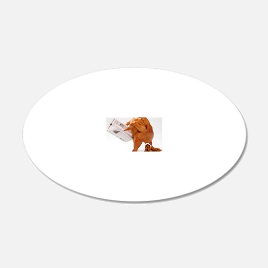 turky-poop Wall Decal