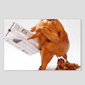 turky-poop Postcards (Package of 8)