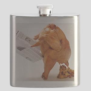 turky-poop Flask