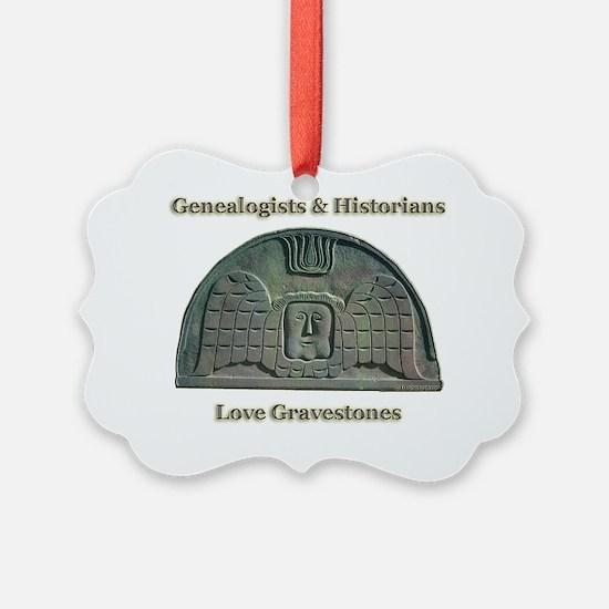 Genealogists  Historians Ornament