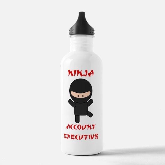 Ninja account executiv Water Bottle