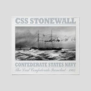 CSS Stonewall (B) Throw Blanket