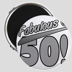 Fabulous At 50 Magnet