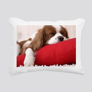 Spaniel pillow Rectangular Canvas Pillow