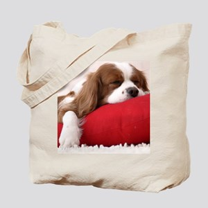 Spaniel pillow Tote Bag