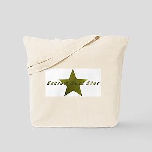 Escrow Rock Star Tote Bag