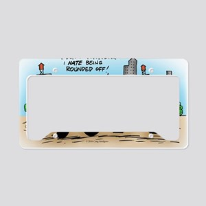 Pi_59 Twitter (10x10 Color) License Plate Holder
