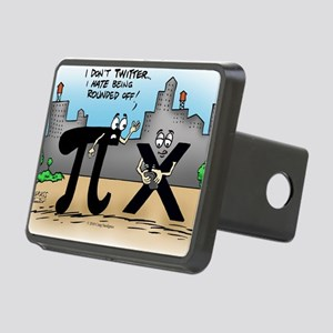 Pi_59 Twitter (10x10 Color Rectangular Hitch Cover