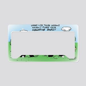 Pi_58 Negative Skew (20x16 Co License Plate Holder