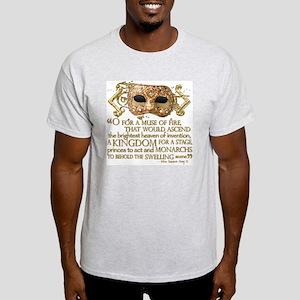henryV-blanket Light T-Shirt