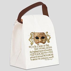 henryV-blanket Canvas Lunch Bag