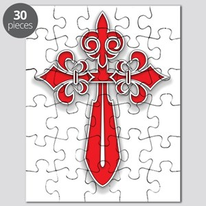 Cross_Shadow Puzzle