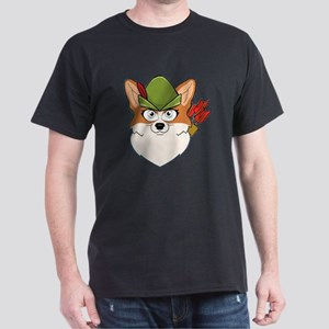 Corgi Robinhood T-Shirt