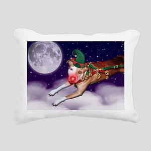 NEW Boodolph - EotM - No Rectangular Canvas Pillow