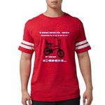 Chopper Bicycle Mens Football Shirt