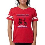 Chopper Bicycle Womens Football Shirt