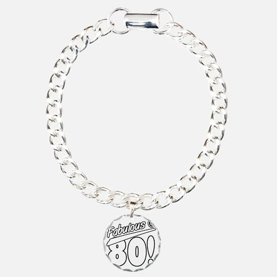Fabulous At 80 Bracelet