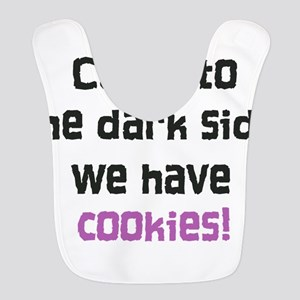 The Dark Side Bib
