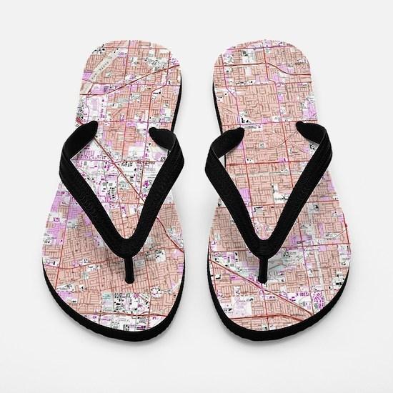 Cool Anaheim Flip Flops
