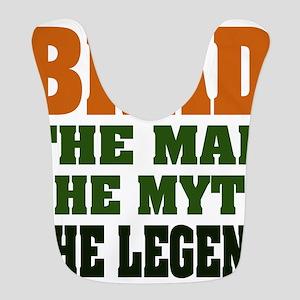 Brad The Legend Bib