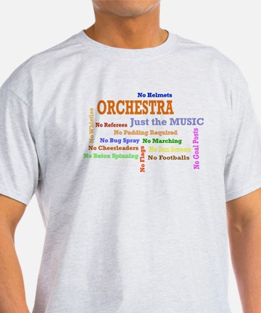 Orchestra-Just the Music T-Shirt