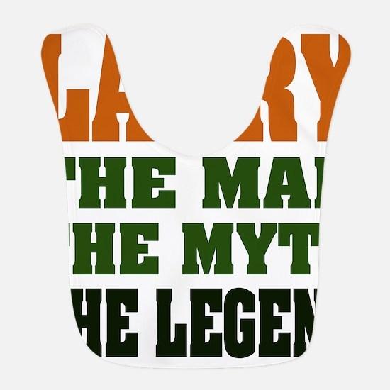Larry The Legend Bib