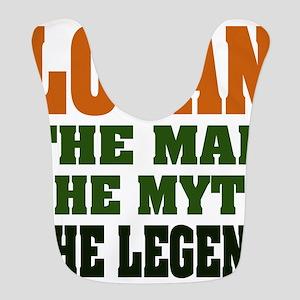 Logan The Legend Bib