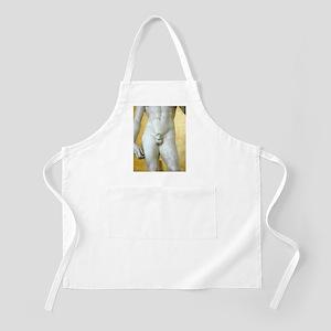 "Image result for apron Michelangelo's ""David"" bollocks"